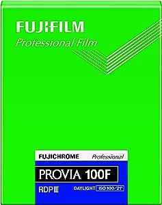Fujifilm 16326133 Provia 100f Dia Farbfilm 4x5 Kamera