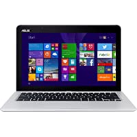 Asus T300FA-FE006H 31,75 cm (12,5 Zoll) Convertible Laptop (Intel Core M 5Y10, 2GHz, 4GB RAM, 500GB HDD, 64 GB ISSD, Intel HD, Win 8.1 64-bit) dunkelblau