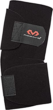 McDavid Level 1 Knee Wrap Adjustable - 408R-BK