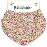 Baby Bib Liberty London fabric Katie and Millie dribble bib baby gift