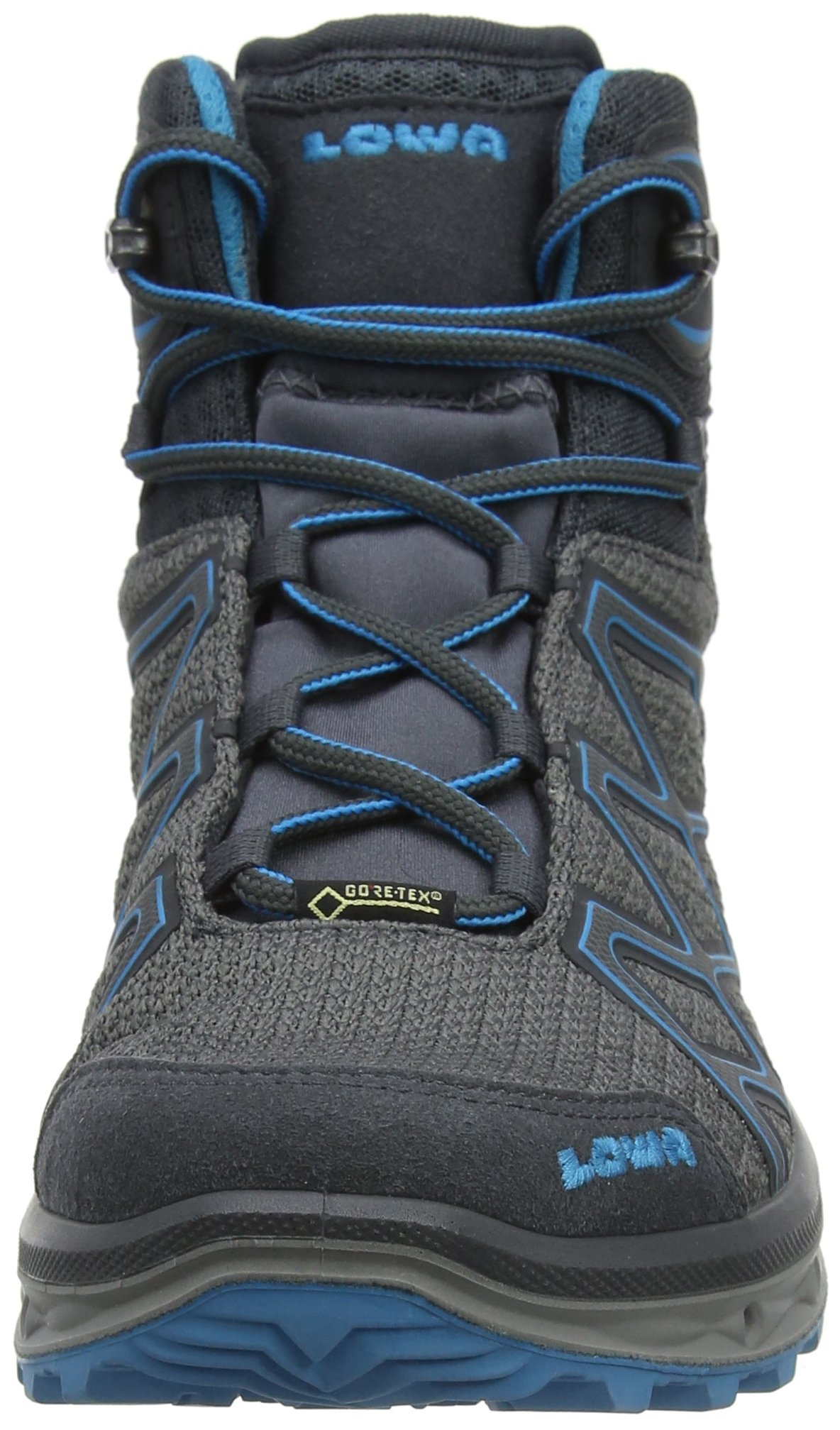 81s2Wc0XbxL - Lowa Women's AEROX GTX MID W High Rise Hiking Boots