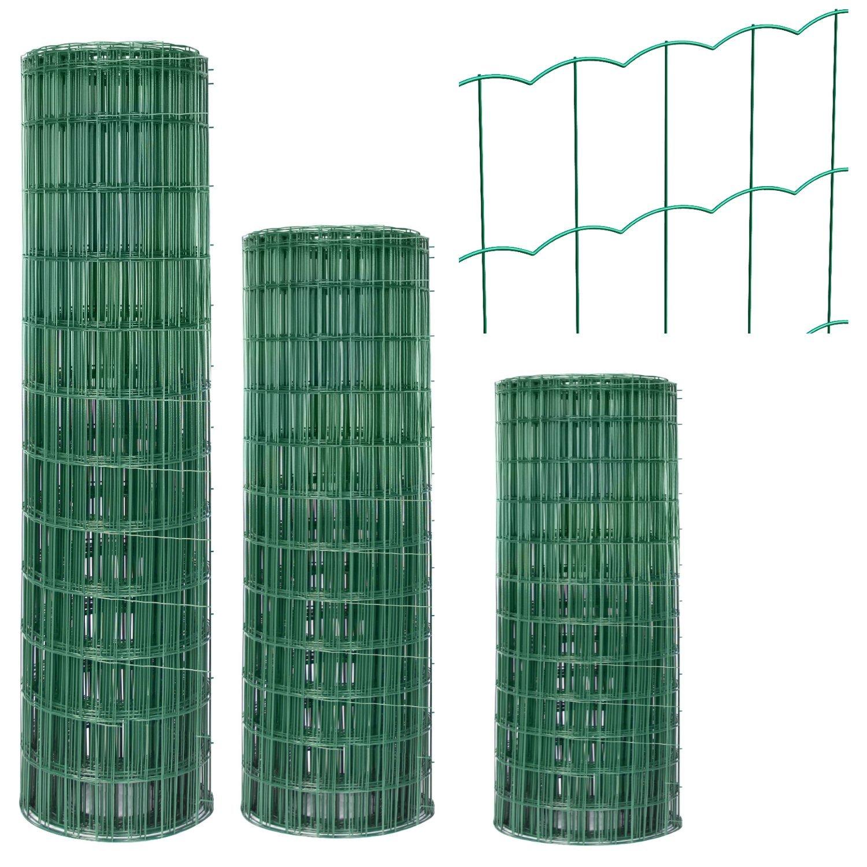 GAH Alberts Garden Fence Schweißgitter Promo 25 Meter Rolle 150 cm