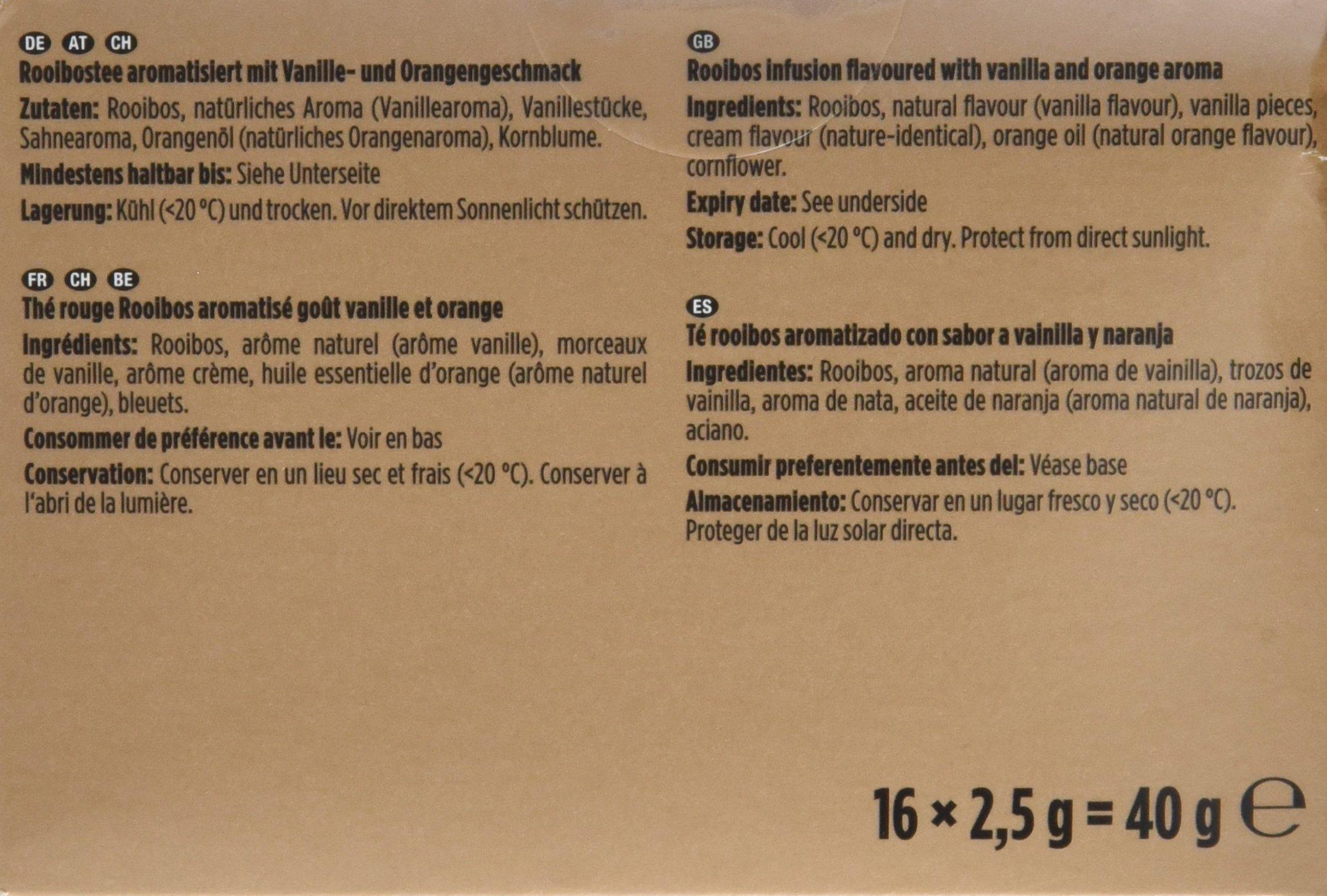 TE-Teahouse-Exclusives-Everyday-Tea-Sweet-Rooibos-16-Beutel-2er-Pack-2-x-40-g