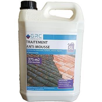 GRC- Traitement Anti-mousse Super Concentré - 5L