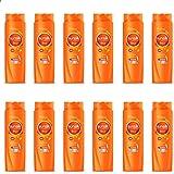 Sunsilk Shampoo per capelli Ricostruzione intensiva - 12 Pezzi