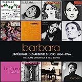 Barbara : L'intégrale des albums studio, 1964-1996 (Coffret