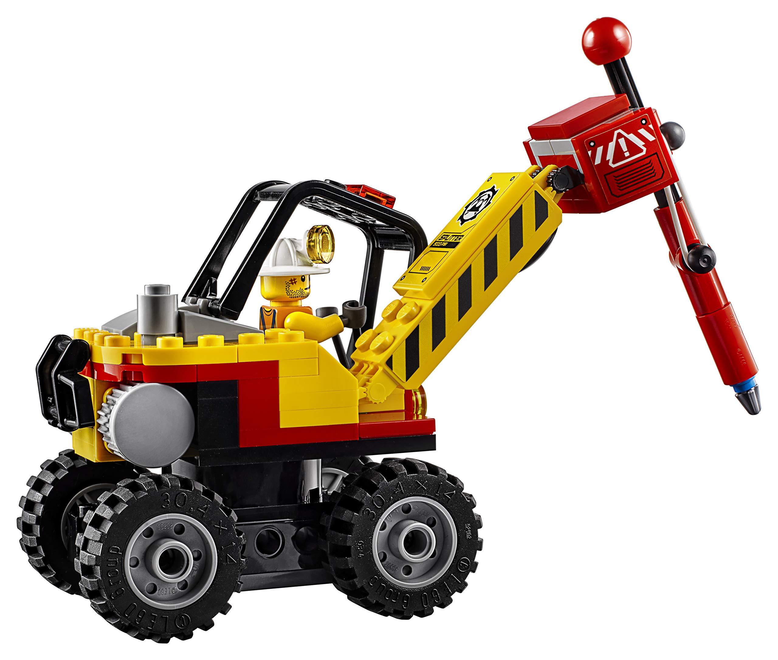 LEGO-City-Spaccaroccia-da-Miniera-60185