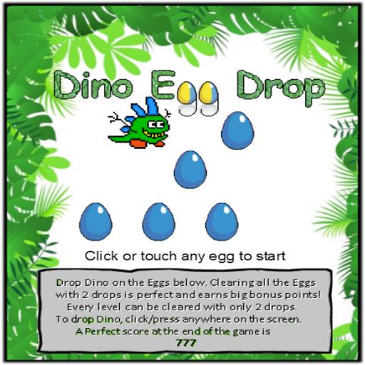 Dinosaur Egg Drop