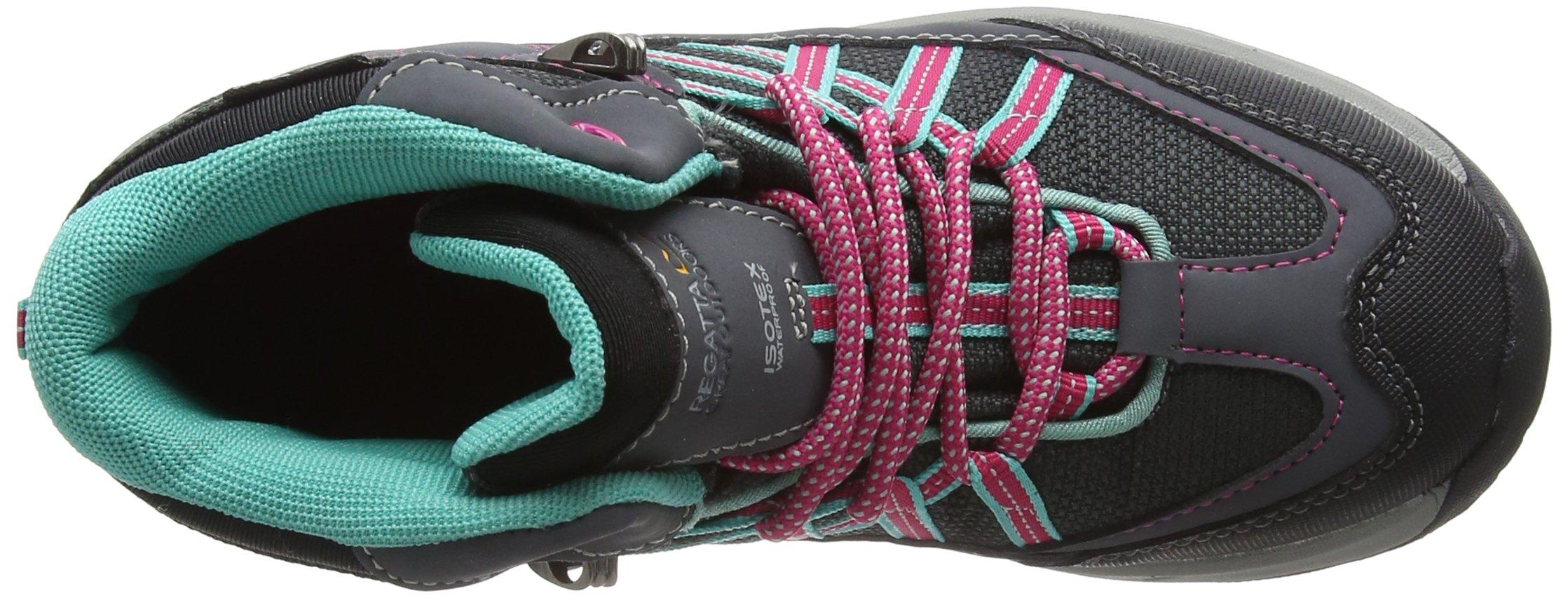 Regatta Samaris Mid Jnr, Girls' High Rise Hiking Boots 7