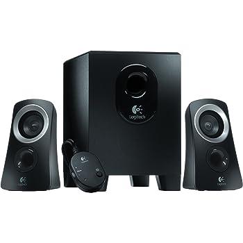 2e3df456790 Logitech OEM S220 2.1 Speaker Black: Amazon.co.uk: Computers ...