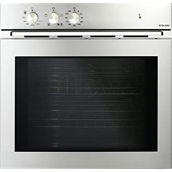 Glem GFEV21IXN Built-in Natural gas Unspecified Stainless steel - ovens (Built-in, Natural gas, Stainless steel, Rotary, Front, Mechanical)