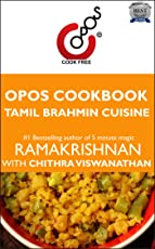 Tamil Brahmin Cuisine: OPOS Cookbook