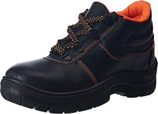 Aktion Safety R704_8 Safety Shoes Steel Toe, Size 8
