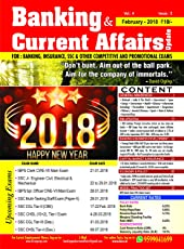 Banking and Current Affairs Update February 2018