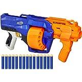Hasbro E0011EU4 - N-Strike Elite Surgefire Spielzeugblaster, mit Trommelmagazin