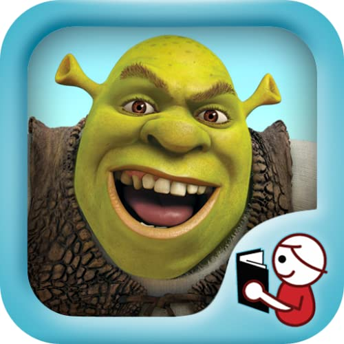 Shrek Forever After - Kids Book 4