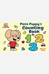 Picco Puppy's Counting Book (English Edition) Kindle Ausgabe