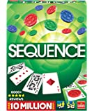 Goliath Sequence Games 10061 Addictive Card Strategy Game, Multi-Colour