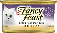Purina Fancy Feast Grilled Beef Wet Cat Food Can 85g