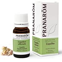 Pranarôm | Huile Essentielle Baume de Copahu | Oléorésine | Copaifera officinalis |HECT | 10 ml