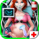 Pregnant Emergency Doctor - Kids Games
