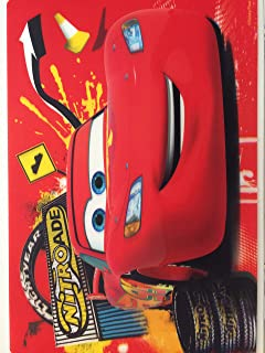 parfait comme petit cadeau Plastique Lot de 2 Disney Set de table Cars en 3D color/é