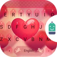 Sweet Heart Theme&Emoji Keyboard