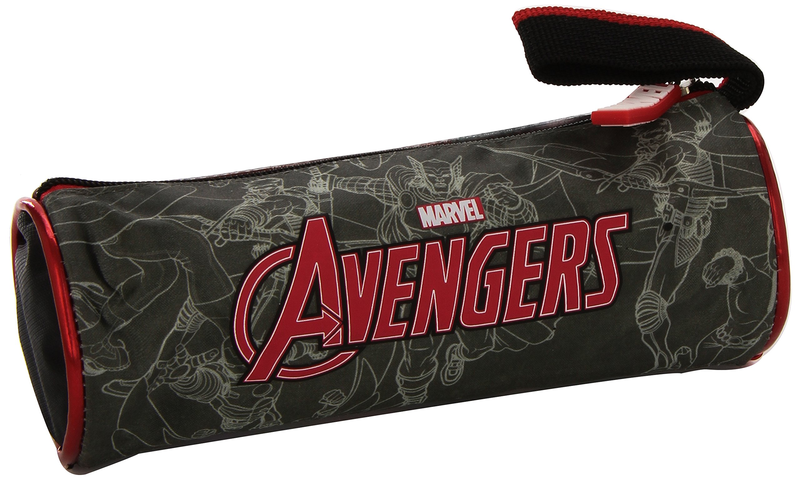 Avengers – Portatodo cilíndrico  (Cerdá 2100000534)