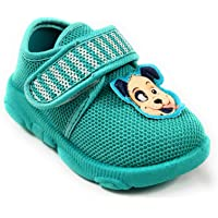 Coolz Kids Chu-Chu Sound Musical First Walking shoes Star-1 for Baby Boys and Baby Girls for 9-24 Months