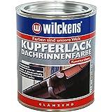 Wilckens Koperlak dakgootverf, koper, 750 ml 10985100050
