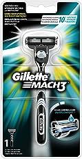 Rasierset Gillette Herren Mach3