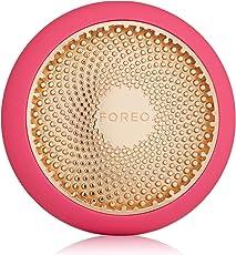FOREO UFO intelligentes Gesichtsbehandlungsgerät, Fuchsia, Gesichtsmaske in nur 90 Sekunden, Beauty-Tech verbunden in eine erweiterte Gesichtsmaskenbehandlung mit Thermo/Cryo/LED Lichttherapie