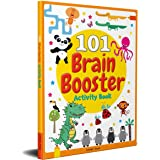 101 Brain Booster Activity Book: Fun Activity Book For Children