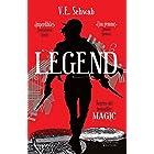 Legend (Magic Vol. 2) (Italian Edition)