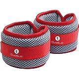 "Gewichtsmanchetten PAAR - 2x 500g - hand- en voetgewichten -""Aqua Band"""