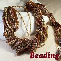 perline - Artigianale Di Vetro Ornamento