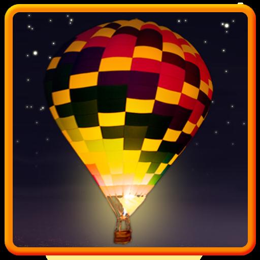 Night Glow Balloons LWP