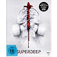 Superdeep - Mediabook (4K Ultra HD) (2 Blu-rays)