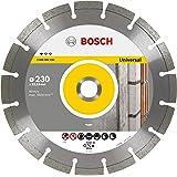 Bosch Professional - Standard for Universal - Disque à Tronçonner Diamanté (Béton et la Maçonnerie, Ø 230 mm, Accessoire…