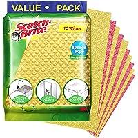 ScotchBrite Sponge Wipe (10 Pcs)