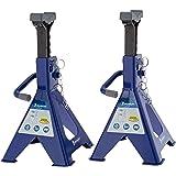 Michelin 92417/009557 Unterstellbock Set, 2000 kg Tragfähigkeit, blau, 1 Paar