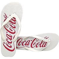 Coca Cola Originali Ciabatte Infradito Uomo Gomma Morbida AntiSudore Impermeabili per Mare Piscina Passeggio Flip Flop…