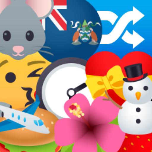 Das große Emoji Memory Spiel  (Software Ams)