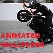 Beer Bike Stunt Live wallpaper