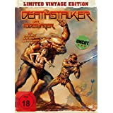 Deathstalker - Der Todesjäger - Uncut Vintage Edition (+ DVD) - Mediabook, limitiert auf 1.500 Stück, inkl. Booklet, HD neu a
