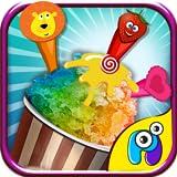 Eis-Pops Hersteller - Frost-Eis- Pops - Maker Spiele für Mädchen kostenlos.