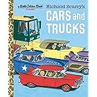 Richard Scarry's Cars and Trucks (Little Golden Book)