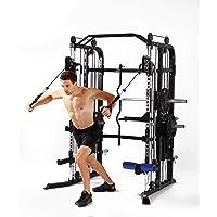 MiM USA Appareil d'entraînement Fonctionnel et Machine Smith Tout en Un de qualité Commerciale Ultimate Solution de…