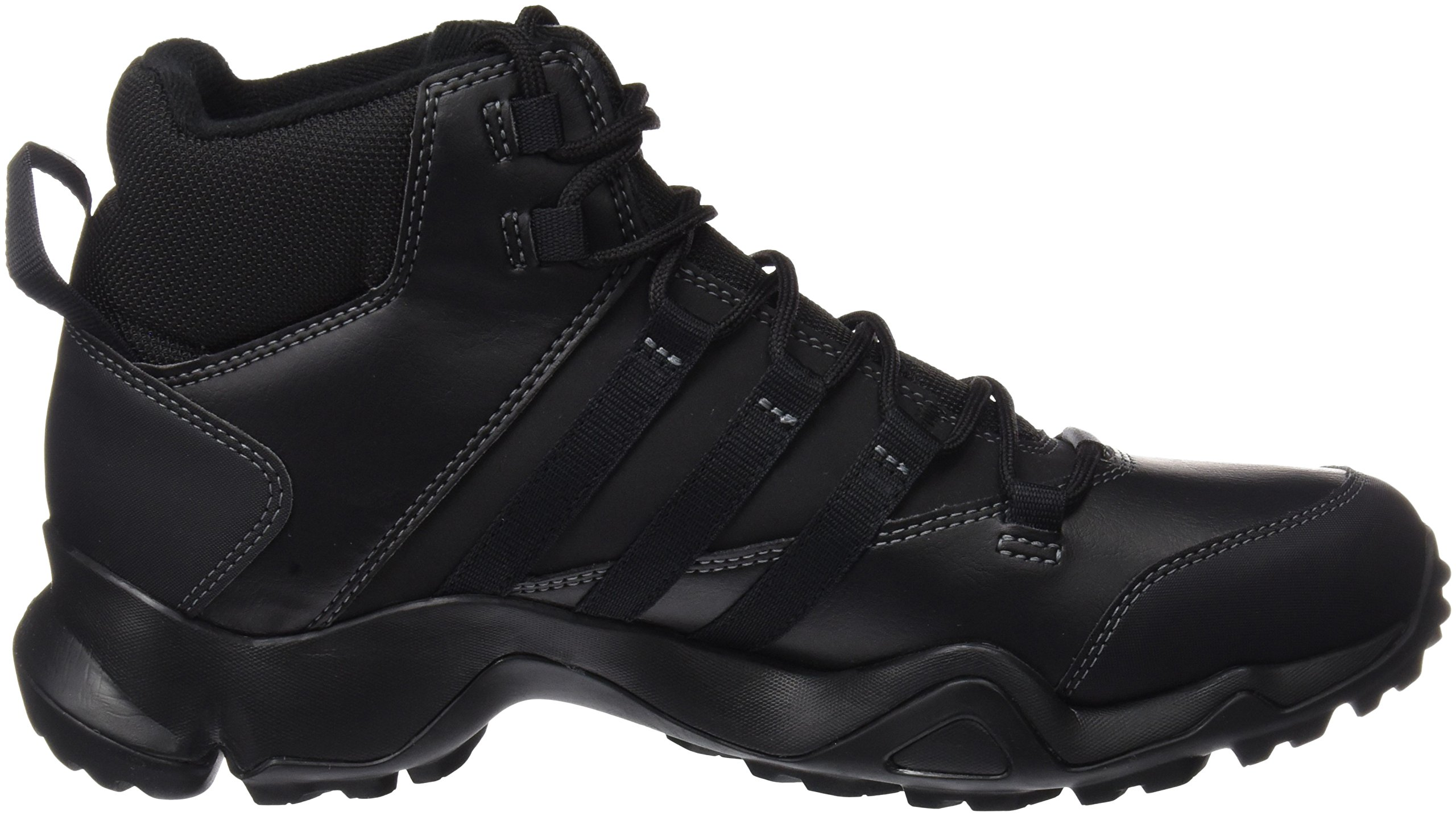 81sL8dFhI6L - adidas Men's Terrex Ax2r Beta Mid Cw High Rise Hiking Boots
