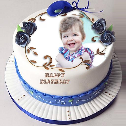 Phenomenal Birthday Cake With Name And Photo On Cake Amazon Co Uk Funny Birthday Cards Online Alyptdamsfinfo